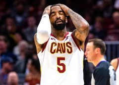 J.R. Smith and Cavaliers parting ways