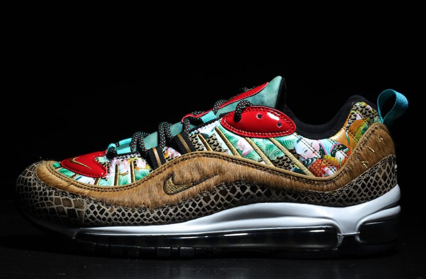e39c7f4fd1f The Nike Air Max  98 CNY to release at some point in February at select  Nike Sportswear retail locations.