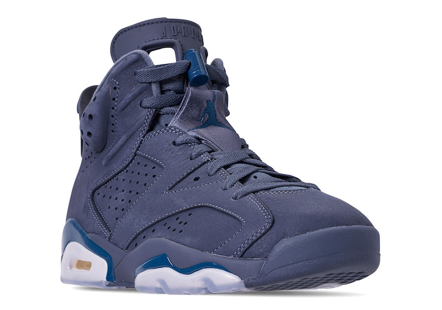 "c54843e9482 ""Diffused Blue""Air Jordan 6 to release December 22"