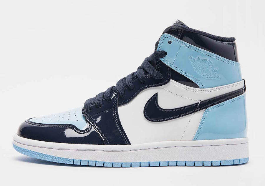 "9dc779e3629 ""Blue Chill"" Air Jordan 1 Retro High OG to release Valentine s Day"