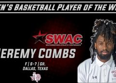 SWAC Men's Basketball Player of the Week : February 19