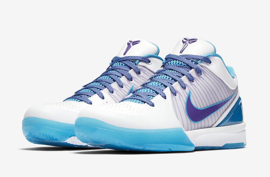 Nike Zoom Kobe IV Protro does not have