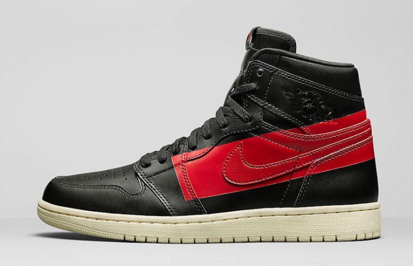 "a3419e901d7 Air Jordan 1 High OG Defiant ""Couture"" Black Gym Red-Muslin BQ6682-006   175. February 23"