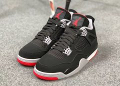 Black and Red Air Jordan 4 release date change