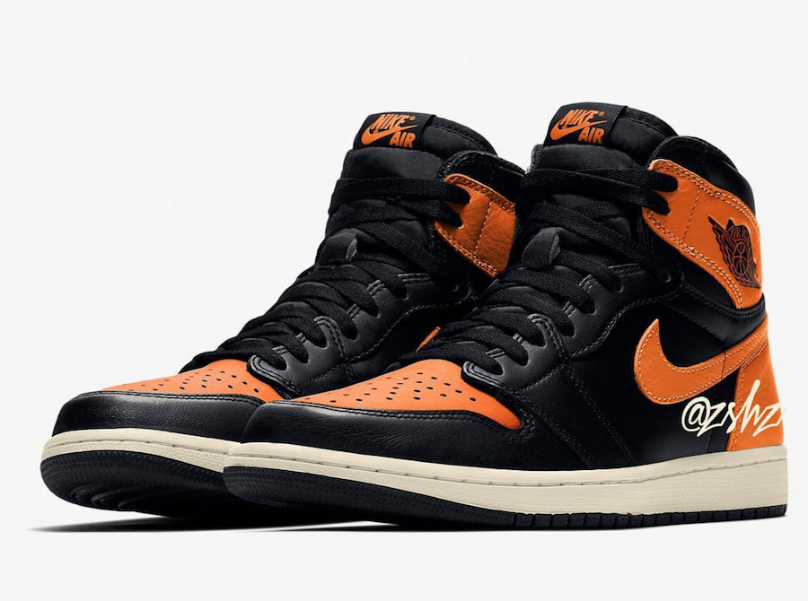 """Shattered Backboard 3.0"" Air Jordan 1 to come in October aa766089586d"