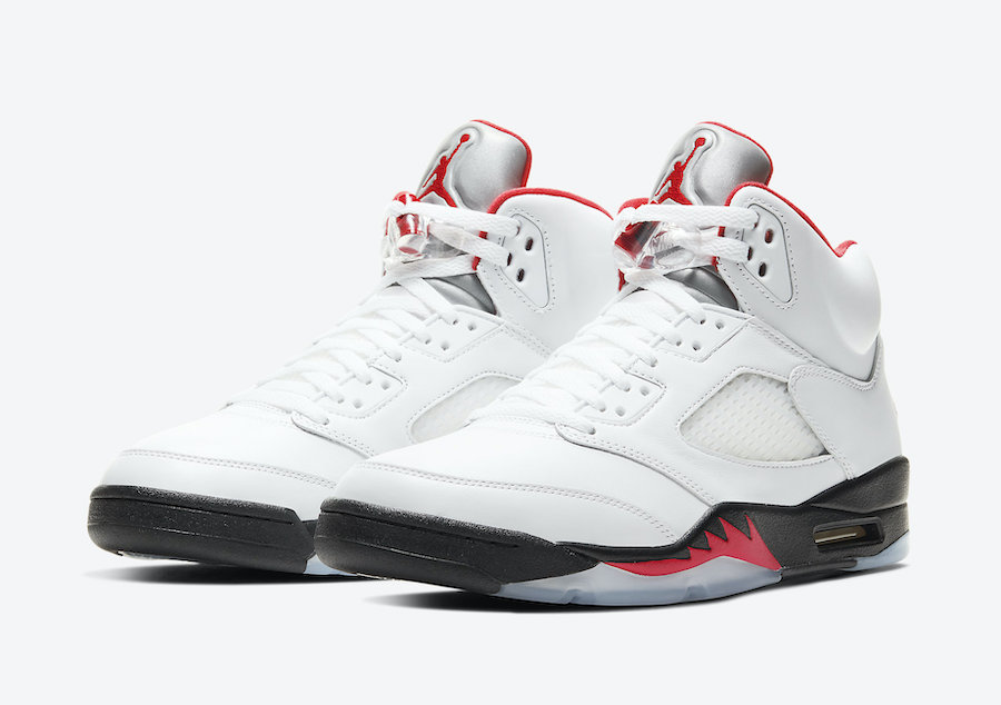 Silver Tongue Fire Red\
