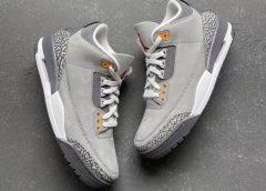 """""""Cool Grey"""" Air Jordan 3 release date postponed"""
