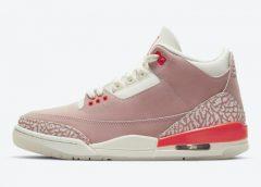 """""""Rust Pink"""" Women's Air Jordan 3"""