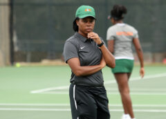 Sixteen former FAMU tennis players named to MEAC all-time teams